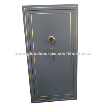 Gun Safes with Combination Dial Lock, Adjustable Shelves and Safe Box, 762 x 508 x 1500mm