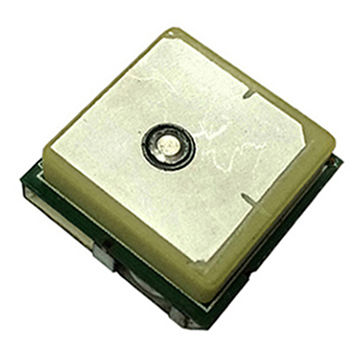 Taiwan Ultra-small (20x20 mm) and easy to use with built-in patch antenna, backup battery, and connector