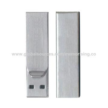 Hong Kong SAR Metal Clip USB Flash Disk,High Quality