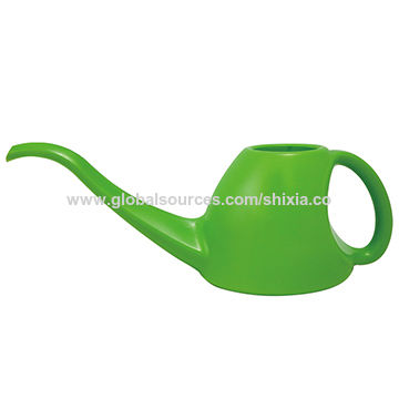 china garden plastic watering can 3l capacity ideal for garden use pe bottle - Garden Watering Can