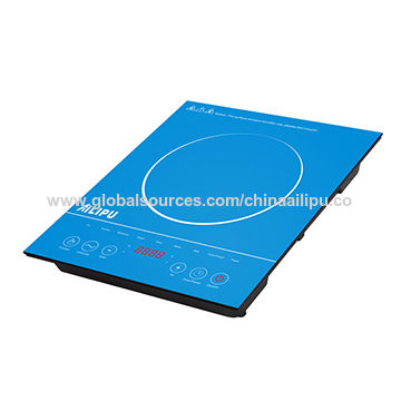 China ETL Certificate with Colorful Titanium Plate Home Induction Cooktop/Induction Cooker