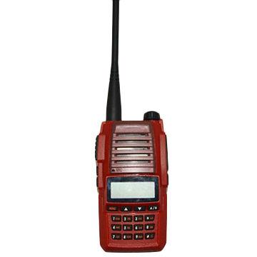 China Dual band two-way radio LT-323
