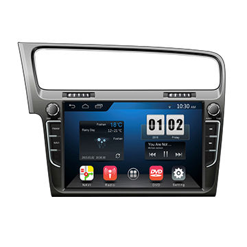 Car DVD Player with Tire Pressure Monitoring System, Special for Android