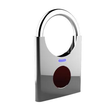 China Smart Electronic Padlock with 4.0 Bluetooth