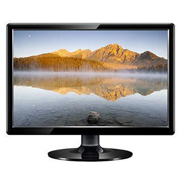 "China 19"" LCD monitor wide screen"