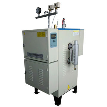 China Vertical electric steam boiler