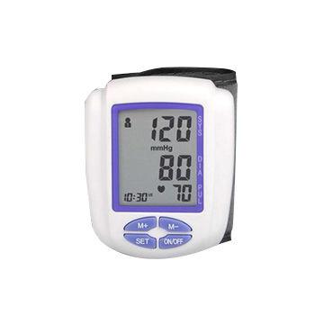 China Wrist Blood Pressure Monitor