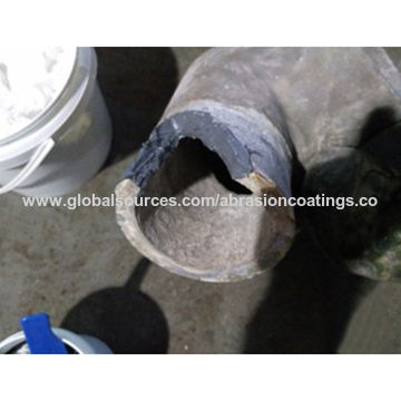 Casting defect repair epoxy adhesive,high temperature anti wear abrasion resistant,high strength