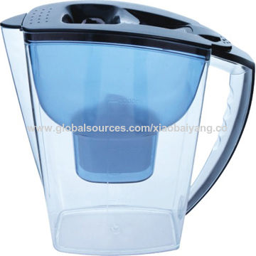 2016 New Top-Rated Household Usage 3.0L Alkaline Water Filter System Dark Blue