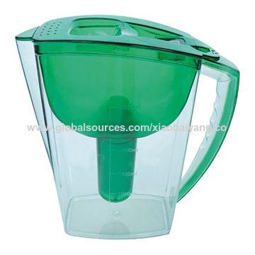 2016 New Products Mini Alkaline Water Filter Cartridge Green