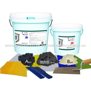 China Silicon carbide ceramic coating, high temperature resistant, high impact strength, two components