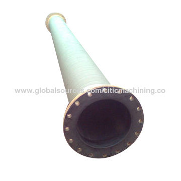 China Steel and Rubber Composite Pipe