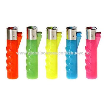 Refillable Flint Lighters
