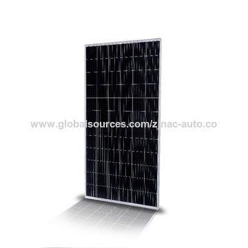 Monocrystalline Solar Panel with 220, 225, 230, 235, 240, 245, 250, 255 and 260W Power