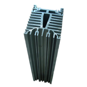 China Aluminum Extrusions for Industrial Purpose with Maximum Circumcircle Diameter Up to 350 to 400mm