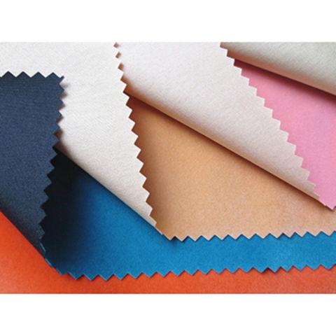 China 100% polyester flocking fabric