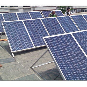 China High efficiency 150/250W poly solar panel