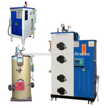 Vertical Gas Steam Boiler | Global Sources