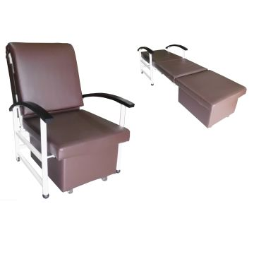 Taiwan Bh 9164 Hospital Sleeper Sofa Furniture Home Care Chair