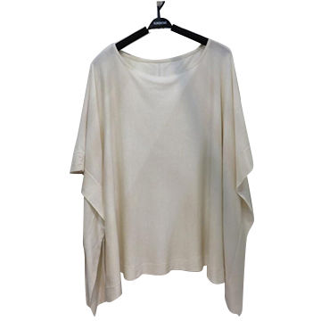 China Women's cashmere silk pullover