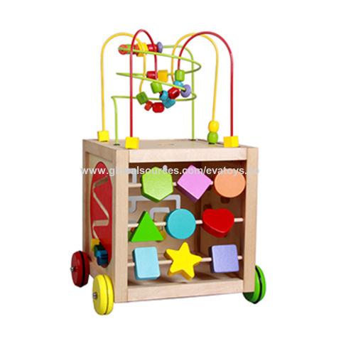 2016 brand new kids wooden edu fun toys W11B107