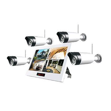 Home HD 1080P IP Wireless Camera P2P Night Vision Wifi CCTV Camera System