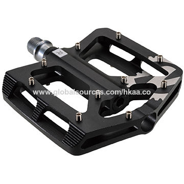 Hong Kong SAR High quality aluminum bicycle pedals, CNC machining TS:ISO 16949 manufacturer