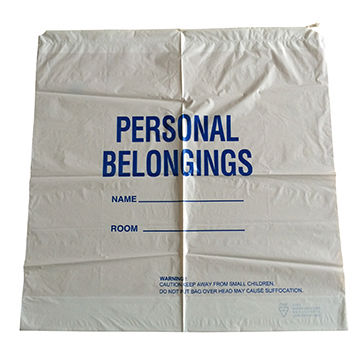 China Quality Patient Belonging Bags, Any Size Available