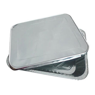 China Disposable aluminum foil plate