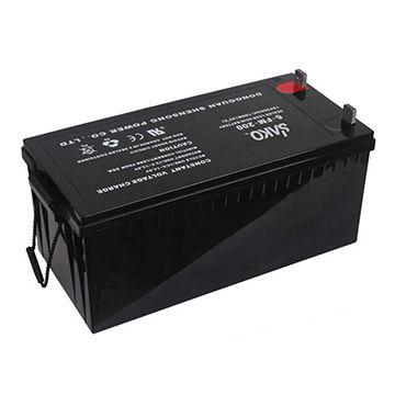 12V/200AH AGM deep cycle battery
