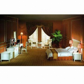 China Hotel Furniture Made Of American Ash Tree Wood Veneer With Eco Friendly