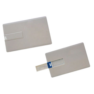Hong Kong SAR Credit Card-sized USB Reader with ABS Plastic Housing