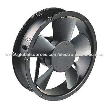 China 230v 200mm Aluminium Die Cast Ec Fans On Global Sources