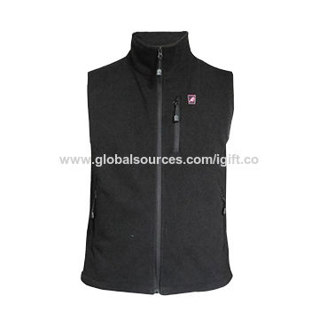 Heated clothing, Canada adjustable waist, suitable for maximum controlled warmth BSCI certified