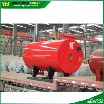 YYW series gas fired thermal oil boiler manufacture for gypsum ...