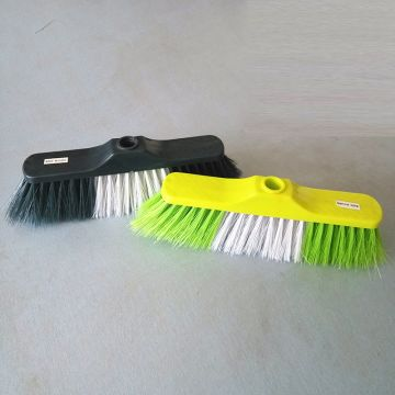 China Plastic Broom Head with Many Colors