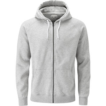 70% cotton 30% polyester fabric custom zip up hoodie for men