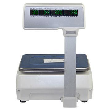30kg Print industrial digital weighing scale machine