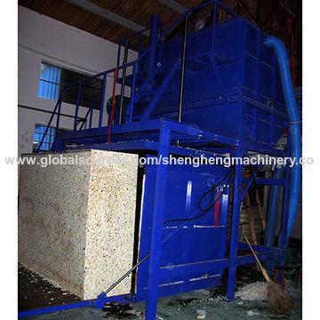 Rebond Foam Machine for Square Foam Block