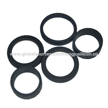 China Silicone rubber small O-ring on Global Sources