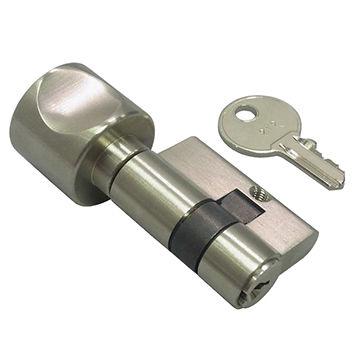 Taiwan European Brass Cylinder for Glass Lock