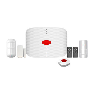 Wireless Emergency Smart Home Alarm system