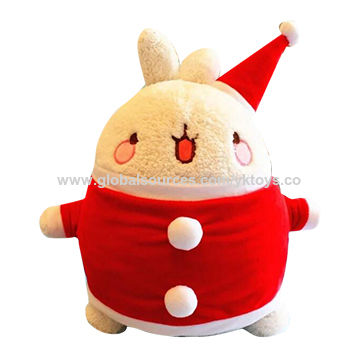 Plush toy for Christmas, customized accepted