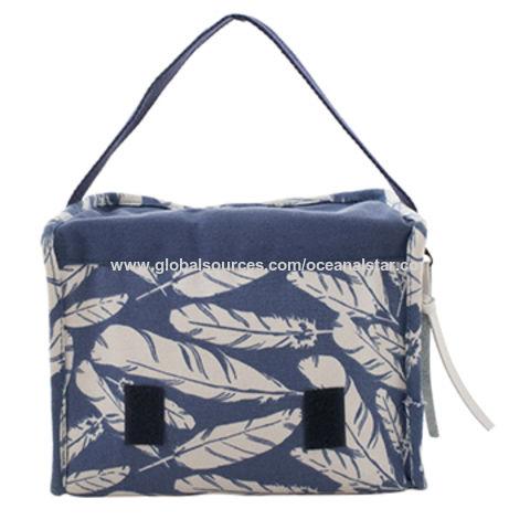 China Portable ice cooler bag