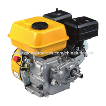 Single Cylinder 4-stroke 5.5HP Gasoline Engine