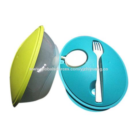 China DIY PP salad box salad bowl, salad container, food container