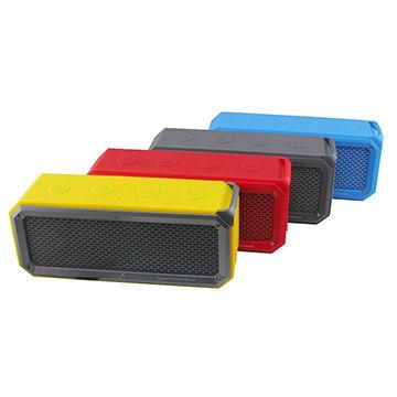 Outdoor Sports IPX4 Wireless NFC Bluetooth Speaker with 5W*2