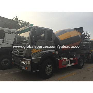 China Concrete Mixer Trucks