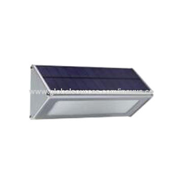 China Solar light with motion solar/wall mounted