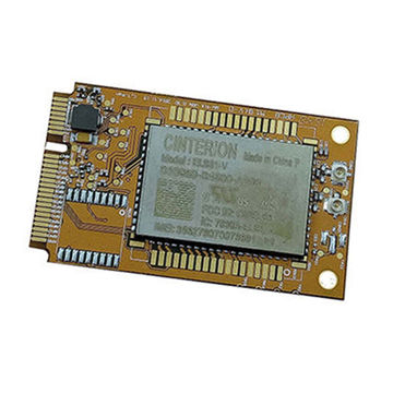 Taiwan WW-4130 4G PCI Express Mini Card supports the latest 4G LTE bands of Verizon cellular networks.